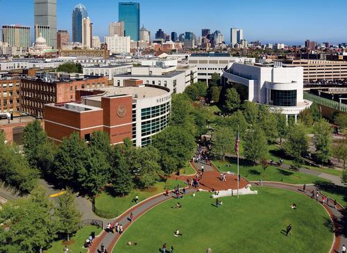 Northeastern University Online Masters Degrees in Behavioral Psychology