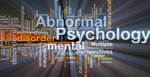 abnormal psychology definitions