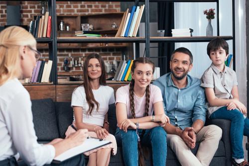 5 Courses in an MFT Degree Program