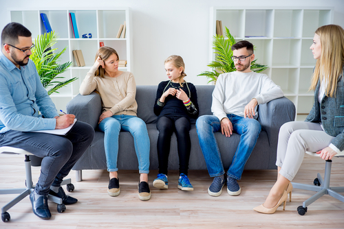 christian marriage and family therapists