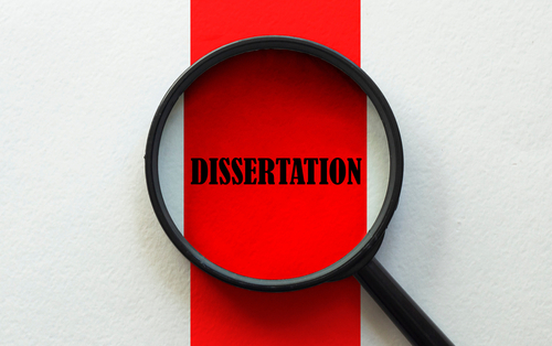dissertation psychology